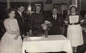 Martin Smith (second From Left)  Denbigh 1964